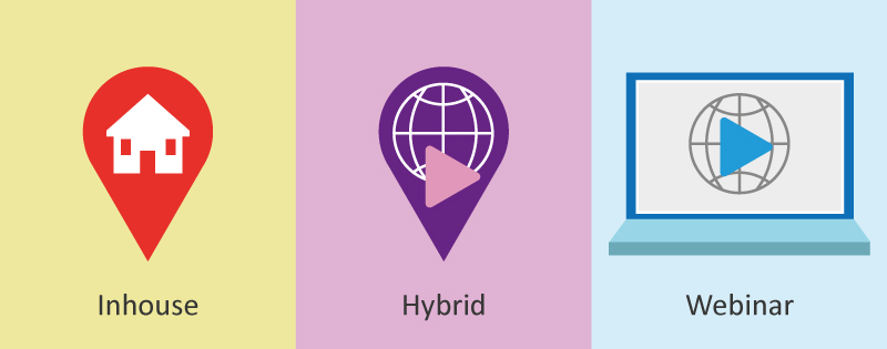 hybride trainings - 1